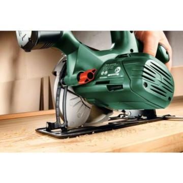 Bosch PKS 18 Li (BARE TOOL) Cordless Circular Saw 06033B1300 3165140743266**
