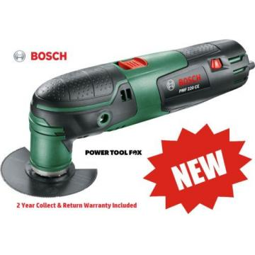 Bosch PMF 220 CES SET Multi-Function Tool 220watt 0603102071 4053423200539