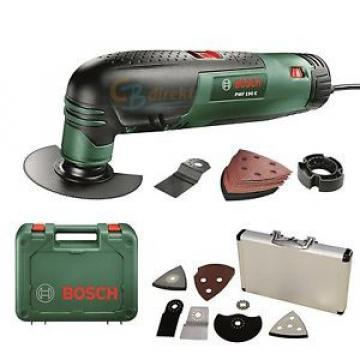 BOSCH MULTIFUNCTION TOOL PMF 190 E INCL. 18 X ACCESSORY + CASE + T-STOP