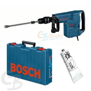 BOSCH MARTELLO A PERCUSSIONE CON ATTACCO SDS-MAX GSH 11 E+Valigetta Scalpello