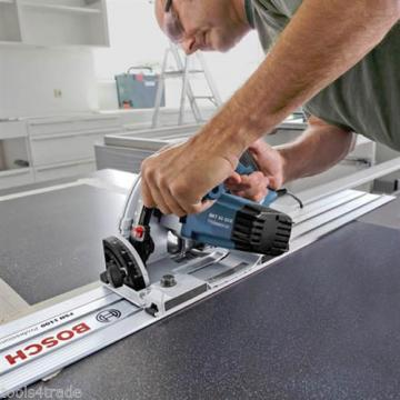 Bosch GKT55GCE Plunge Saw 2xFSN1600 Guide Rail+FSN Connector+Bag+L-BOXX 110v