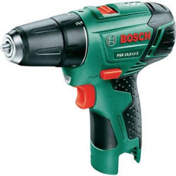 Bosch PSR 10.8 LI-2 Cordless Drill Without Battery GENUINE NEW