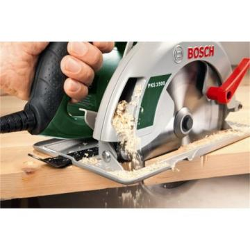Bosch PKS1500 Hand Held Powerful Corded 1500W 184mm Compact Circular Saw