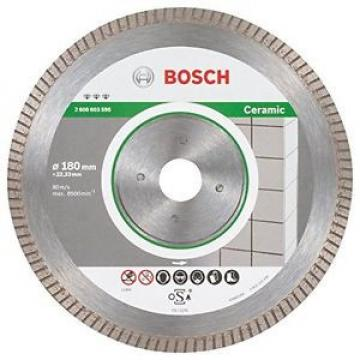 BOSCH, 2608603596, Diamante disco di taglio migliore per ceramica Extra Clean