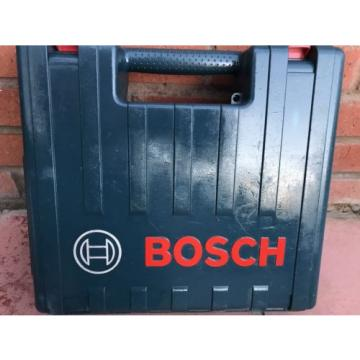 Bosch GST150 BCE  110v Heavy Duty Orbital Jigsaw + Carry Case