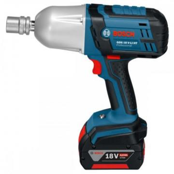 NEW! Bosch 18V High Torque Impact Wrench Li-Ion Cordless SKIN - GDS 18V-LI HT BB