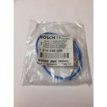 NEW OEM BOSCH CONNECTING CABLE PN: 1614448036