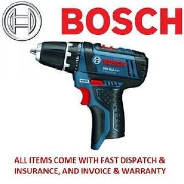 BOSCH Professional Cordless Drill GSR 10.8-2-LI 10.8V (Body Only)