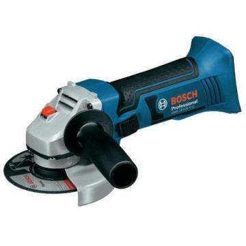 "NEW! Bosch 18V 125mm (5"") ANGLE GRINDER Li-Ion Cordless GWS 18-125V-Li BB - SKIN"