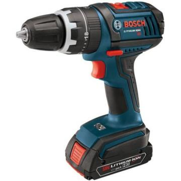 Reconditioned Hammer Drill Driver Lithium-Ion Cordless Variable Speed Kit and
