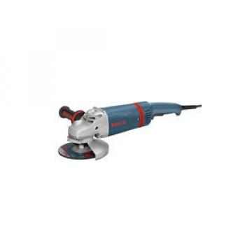 """Bosch 7"""" 3 HP 8,500 RPM Large Angle Grinder 1873-8 New"""