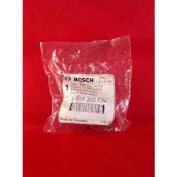 Bosch #2607200674 New Genuine OEM Switch
