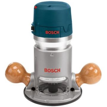 Bosch 2.25-Hp Variable Speed Fixed Corded Router Dust Sealed Power Switch Fast