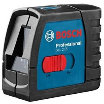 Bosch Self-Leveling Cross-Line Laser GLL2-15 With Warranty