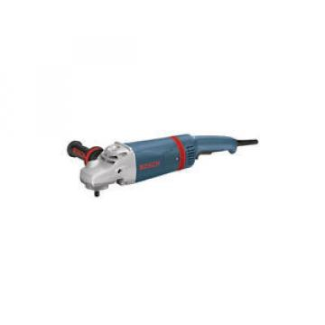 "Bosch 7""/9"" 3 HP 5,000 RPM Large Angle Sander 1853-5 New"
