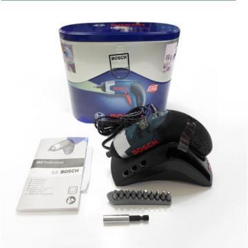 BOSCH IXO-III 3 Professional Cordless Screwdriver  Full Set