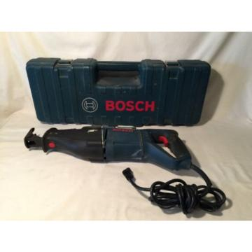 """Bosch RS15 Reciprocating Saw 32mm (1 1/4"""")  w/ case - Electric - L@@K"""