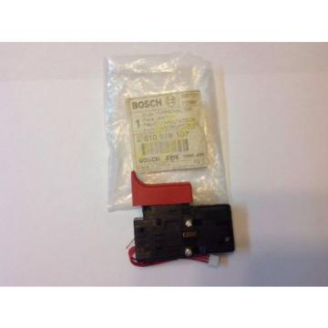 Bosch Switch 2610918107