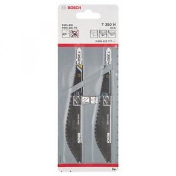 Bosch 2608633777 - Lame per gattuccio T350H, 2 pezzi