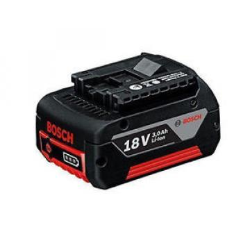 Bosch Genuine 18v 3.0ah Li-ion Battery Pack With Charge Indicator New Genuine UK