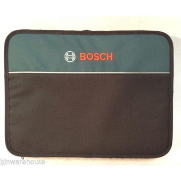 """New Bosch 16"""" x 12"""" Canvas Contractors Tool Bag Tote 2610022706 For 18v Tools"""