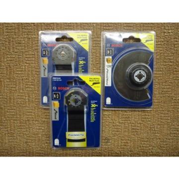 *NEW* Bosch Multi-Tool blades (OSC114 / OSC312F)