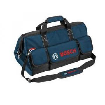 NEW! Bosch Premium Heavy Duty Canvas Worksite Large Tool Bag - LBAG +