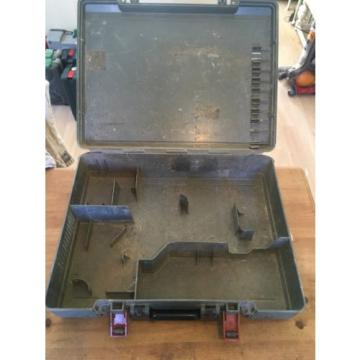 BOSCH Hammer Carry Case. GBH 24 VRE. Plastic. Good for Tool Box