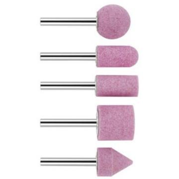 Bosch 6Mm Grinding Stone Set Shank - 5-Piece - Power Tools Accessories - 159 g