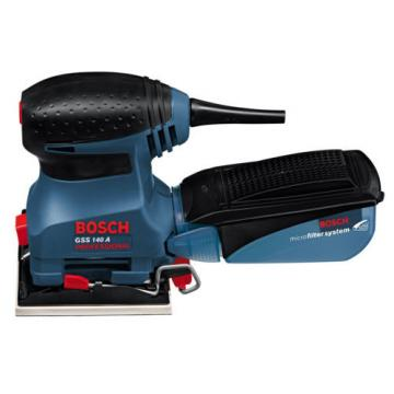 NEW! Bosch GSS 140 A 180W Professional Electric Palm Orbital Sander
