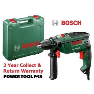 new Bosch PSB 750 RCE Hammer Drill 0603128570 3165140512442 *