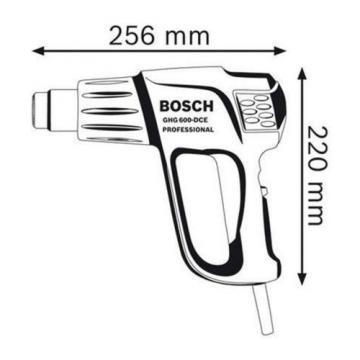 Bosch GHG 630 DCE Professional 2000W Heat Gun LED Display Hot Air Gun / 220V NEW