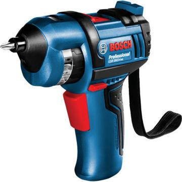 New Cordless Screwdriver GSR 3.6V BitDriver Professional LI-ion LED Bosch 220V