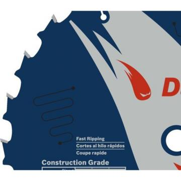 Bosch DCB1024 Daredevil 10-Inch 24-Tooth Fast Ripping Circular Saw Blade