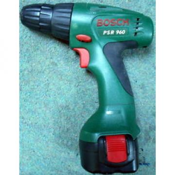 Bosch PSR 960 cordless drill no charger, no case