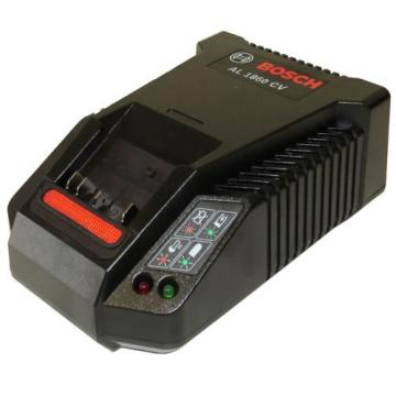 NEW! Bosch AL 1860CV 18V Li-Ion 30 Minute Battery Charger - GSA1100E  GBL18V-120
