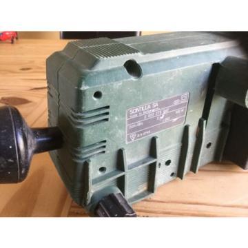 Bosch PBS 60 belt sander