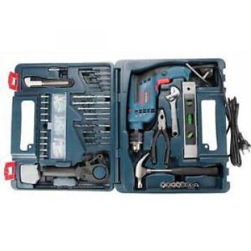 Bosch Professional Impact Drill Kit, GSB 600 RE