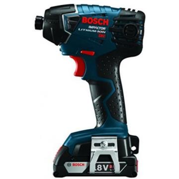 Bosch CLPK232A-181 18V Lithium-Ion Cordless Two Tool Combo Kit