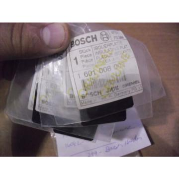 Bulk Lot Of Bosch Replacement Parts