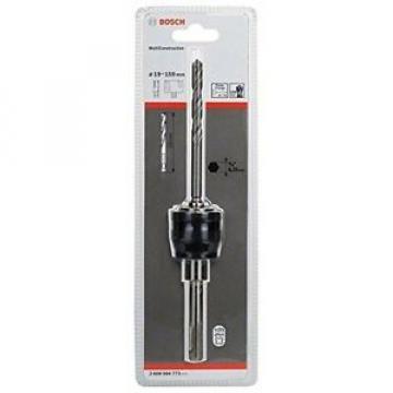 Bosch 2608584773 Power Change Adattatore SDS Plus per Seghe a Tazza