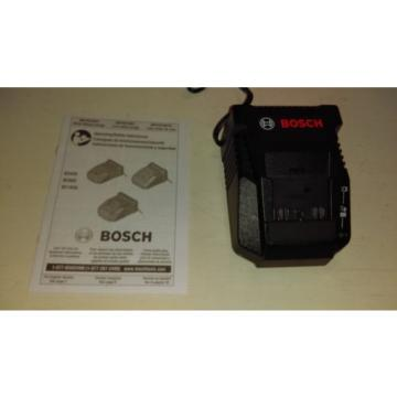 *NEW* Genuine Bosch BC660 14.4V - 18V Lithium-Ion Battery Charger 110 Volt