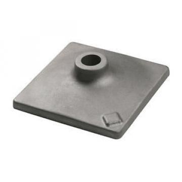 "Bosch Brute 1-1/8"" Hex Hammer Steel Tamper Plate HS2125 New"