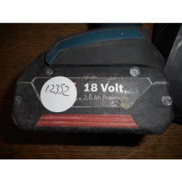 Bosch Professional GSB 18 VE-2-Li Cordless Drill Kit