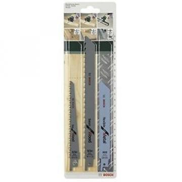 Bosch 2609256715 DIY - Set lame per sega a sciabola S922EF BIM / S644D HCS /