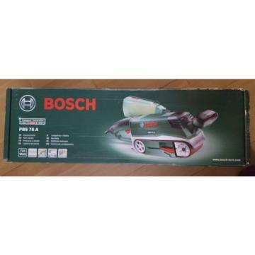 Bosch PBS 75 A Belt Sander