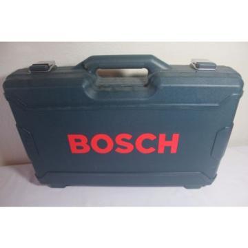 NEW BOSCH 18v Hammer Drill 15618 Portable Hard Shell Storage CASE ONLY