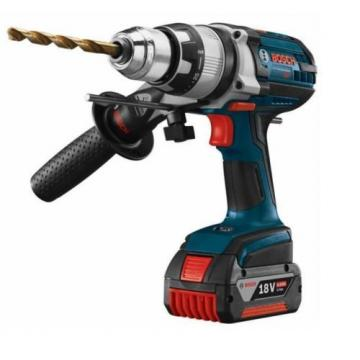 New Durable 18V Li-Ion 1/2 in. Brute Tough Cordless Hammer Drill/Driver Kit
