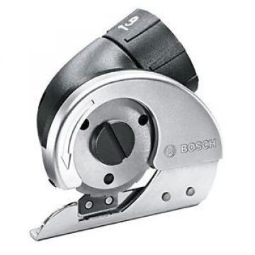 Bosch Accessorio Adattatore Cutter per IXO, Nero