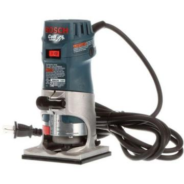 Bosch 5.9Amp Corded Electric 1HP Single-Speed Colt Palm Router Motor Power Tool